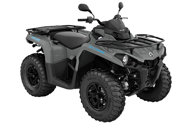 OUTLANDER 450 DPS T ABS