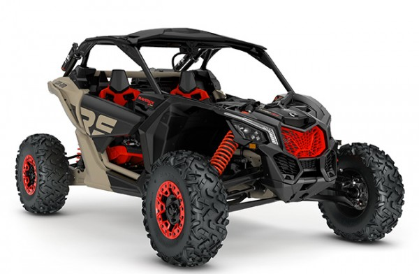 Maverick X3 XRS SA Turbo RR