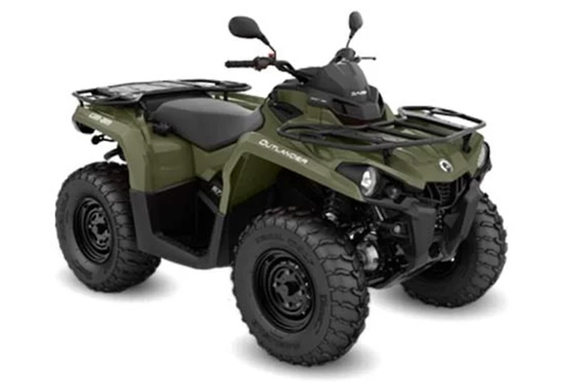 OUTLANDER 570 DPS T ABS MY2020