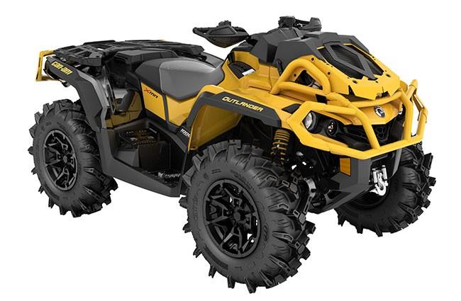 Outlander 1000R XMR Visco-4Lok