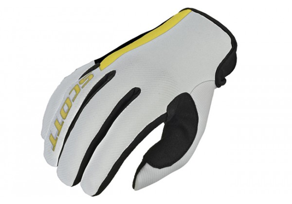 MANUSI SCOTT 350 Dirt Glove NEGRU/GALBEN