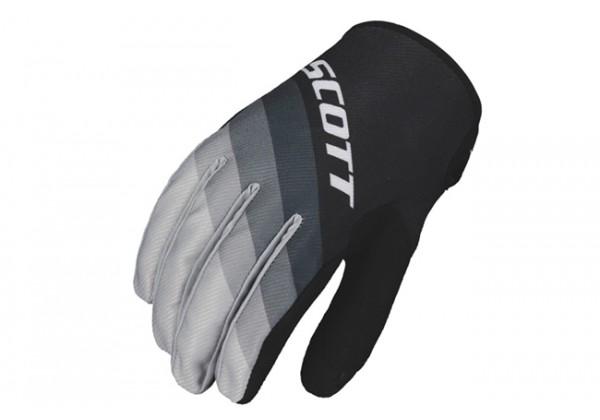 MANUSI SCOTT 350 Track Glove, NEGRU/GRI