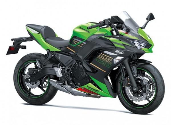 Ninja 650 ABS MY2020