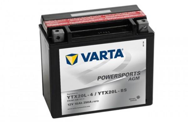 Baterie ATV CF Moto / Yamaha 12V/18Ah