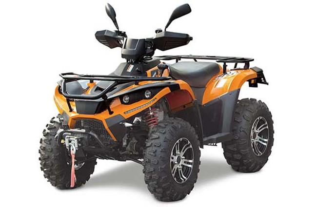 ATV LINHAI 500S 4X4 DRAGONFLY