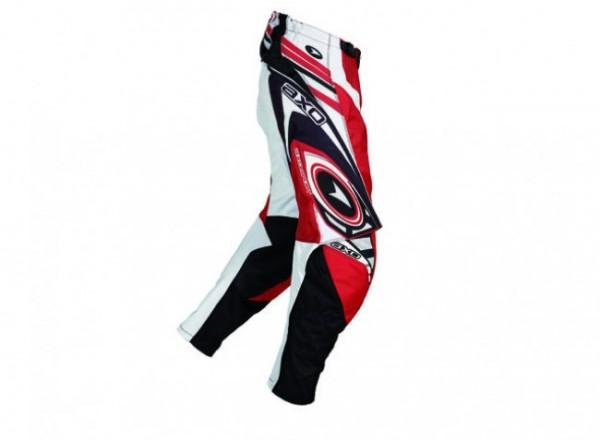 Pantaloni AXO Phoenix Rosu 46