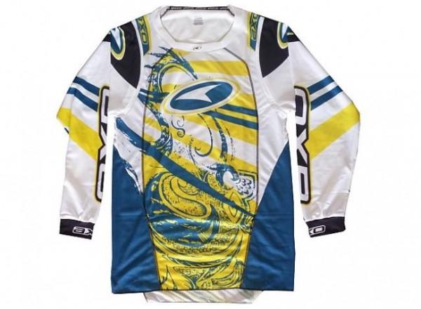 Tricou AXO Team Issue Vest Albastru/galben L
