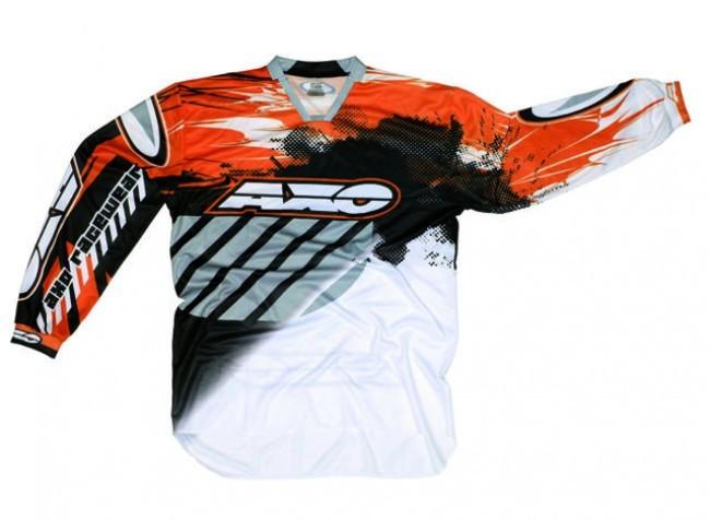 Tricou AXO Sport Orange XXL