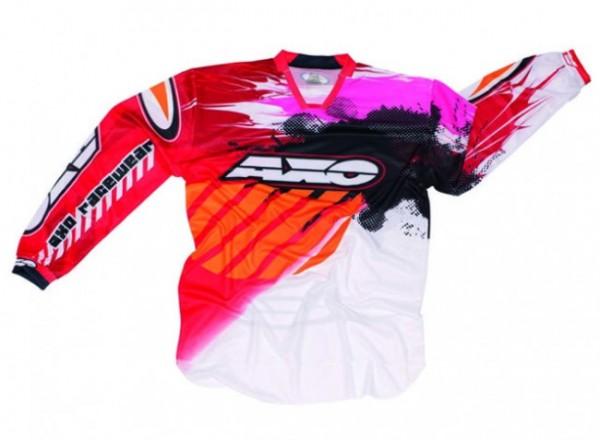 Tricou AXO Sport Rosu XXL