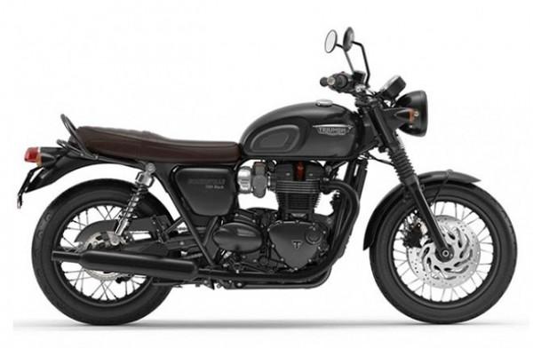 Bonneville T120 Black MY2020