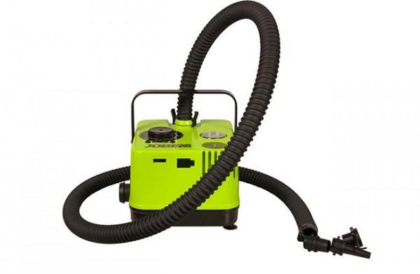 Pompa SUP de aer electrica portabila cu geanta