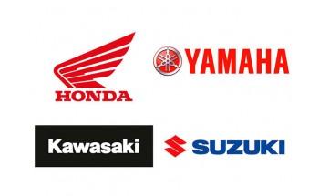Honda, Kawasaki, Suzuki și Yamaha colaborează pentru motocicletele electrice