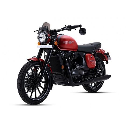 Jawa 42 – design nou și motor mai performant