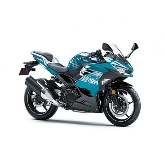 Kawasaki va lansa Ninja 400 2021 pe 1 octombrie