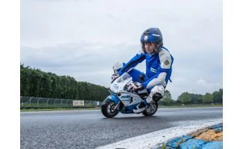 24 de ore pe un pocketbike – nou record mondial