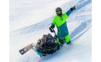 SCOTT are o nouă colecție pentru snowmobile