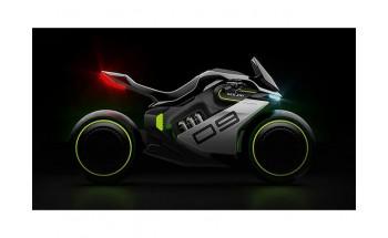Segway Apex H2 – motocicletă cu hidrogen