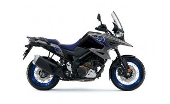 Suzuki V-Strom 1050XT are noi culori pentru 2021