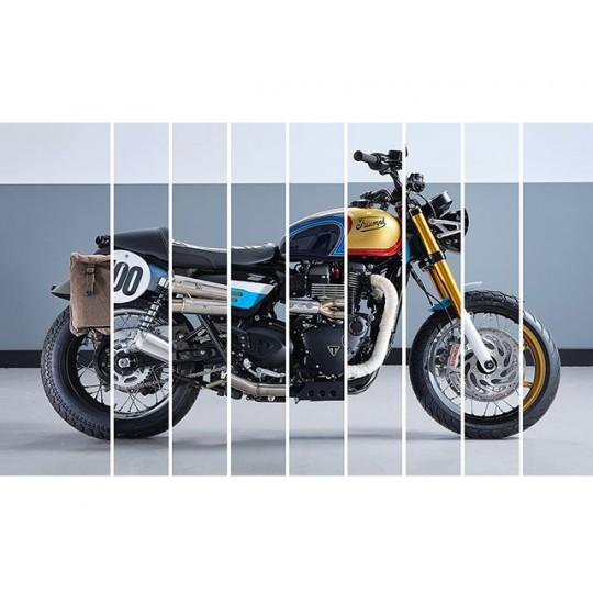Triumph Bonneville Build-Off Challenge 2020