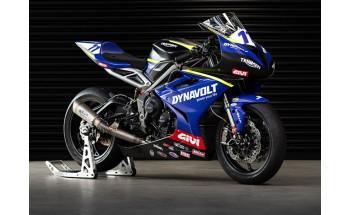 Triumph participă în campionatul British Supersport cu o echipă oficială