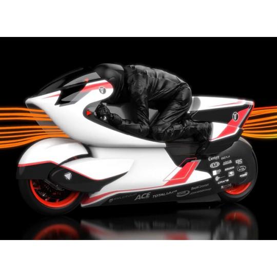 White Motorcycle propune un concept aerodinamic în lumea moto mult mai eficient