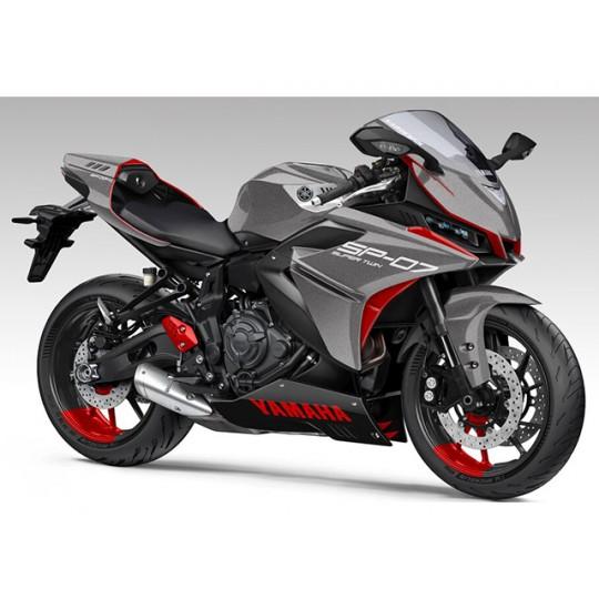 Yamaha ar putea lansa un R7 în 2022