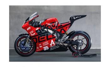 Delta-XE- motocicletă electrică cu performanțe de superbike