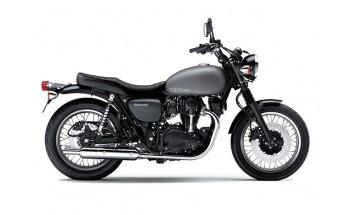 Kawasaki lansează W800 Street 2021 pe 1 octombrie