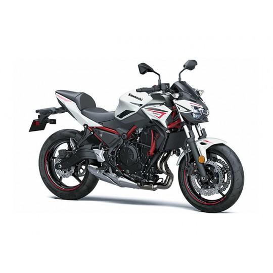Kawasaki are noi culori pentru Z650