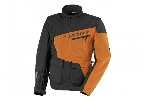 Jachetă SCOTT 350 Enduro Negru/orange