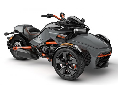 CAN-AM SPYDER F3 S S...