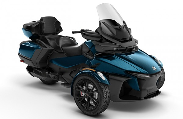 CAN-AM SPYDER RT LTD SE6 DARK