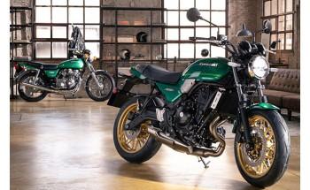 Kawasaki a prezentat Z 650 RS – abordare retro cu doi cilindri în paralel