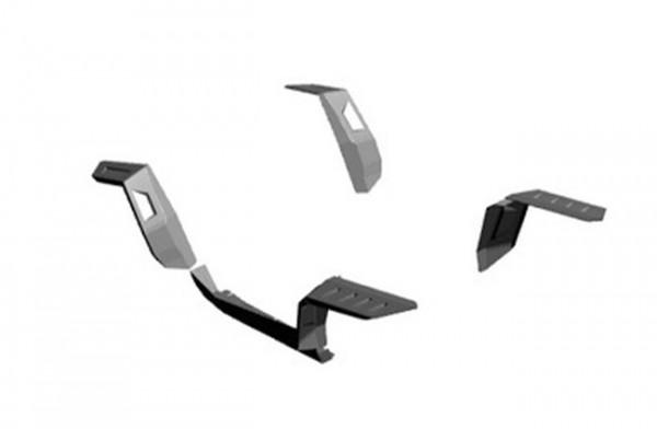 OVERFENDERE UTV CF MOTO Tracker UFORCE 550/600/800