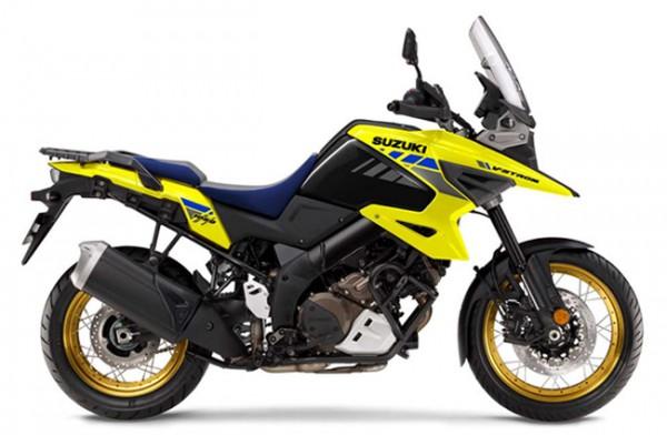 DL1050XT V-Strom ABS M1