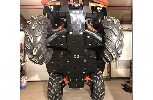SCUT PROTECTIE ATV FULL KIT PLASTIC CAN-AM G2 OUTLANDER MAX 2019+