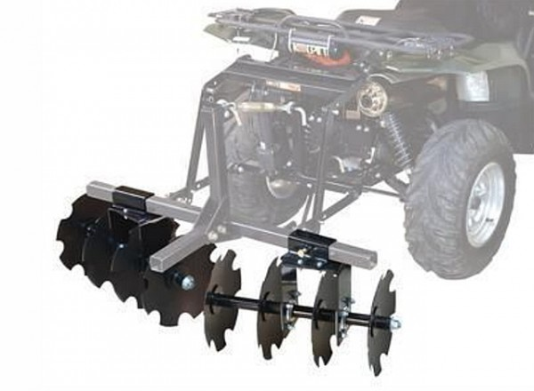 Plug Agricultura Disc Plow