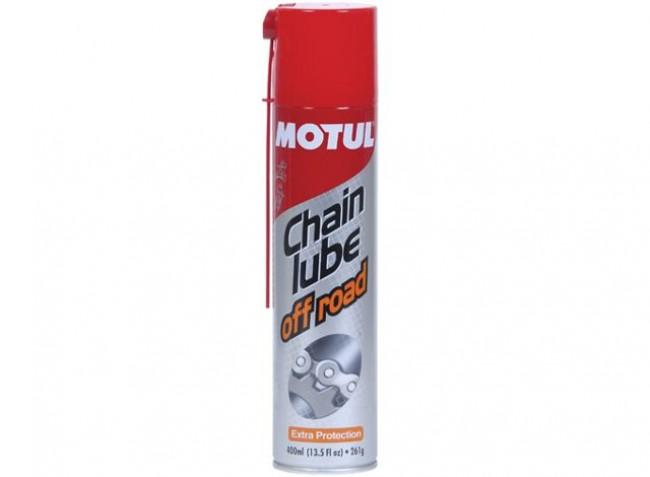 Spray Lubrifiant Motul Chain Lube Off-road