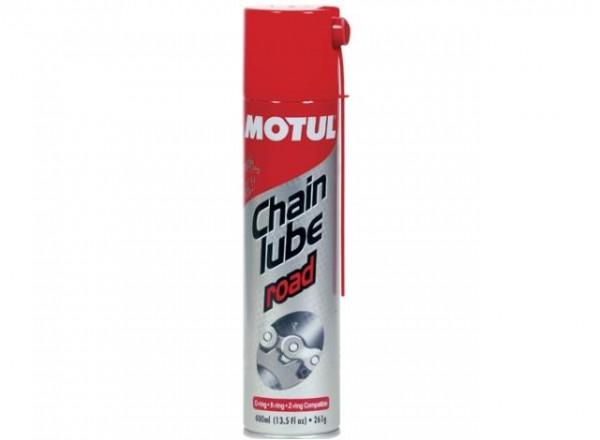 Spray Lubrifiant Motul Chain Lube Road