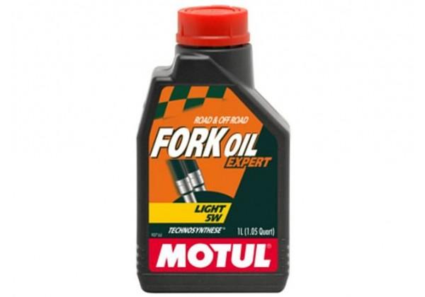 Ulei Motul Fork Oil Expert Light 5W 1L