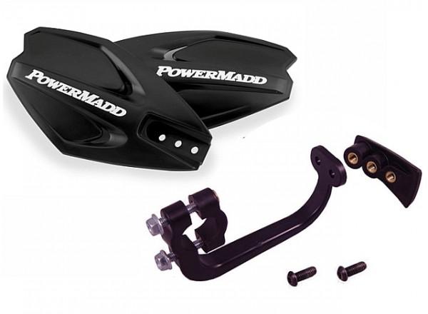 Aparatori Maini PowerMadd PowerX + Kit Montaj