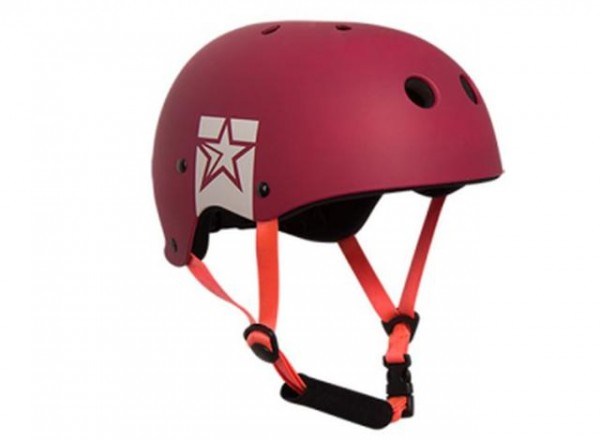 Casca protectie Slam Wake Helmet Red MY2018