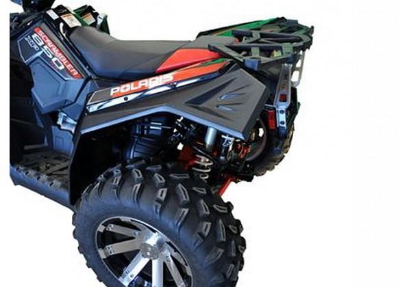 Overfendere ATV Polaris Scrambler