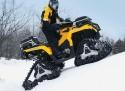 Senile ATV BRP Can-Am Apache 360 - Set 4 Buc.