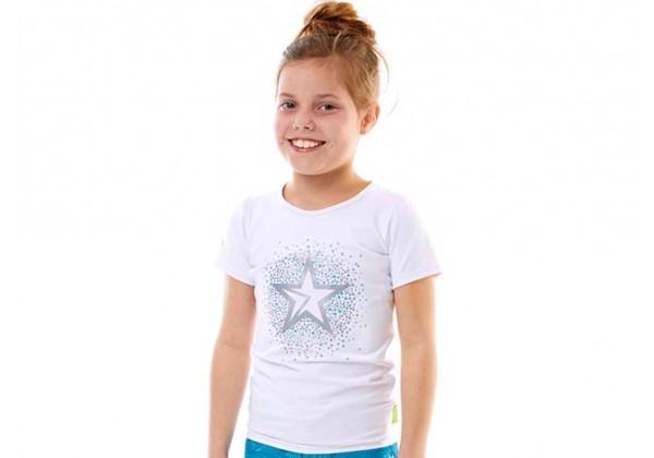 Tricou Rash Guard Copii Fete