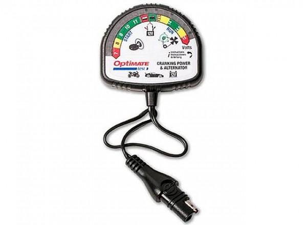 Tester Alternator OptiMate TS120