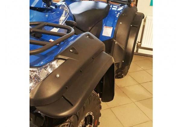 Overfendere ATV CF Moto X5 / X6