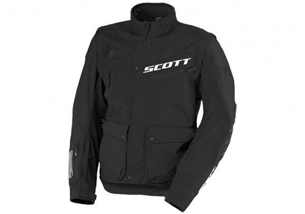 Jachetă SCOTT 350 Enduro Negru/alb