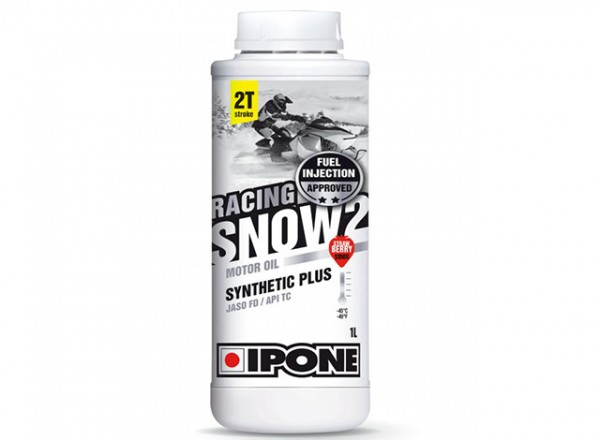 Ulei Ipone Snow Racing 2T Strawberry 1L
