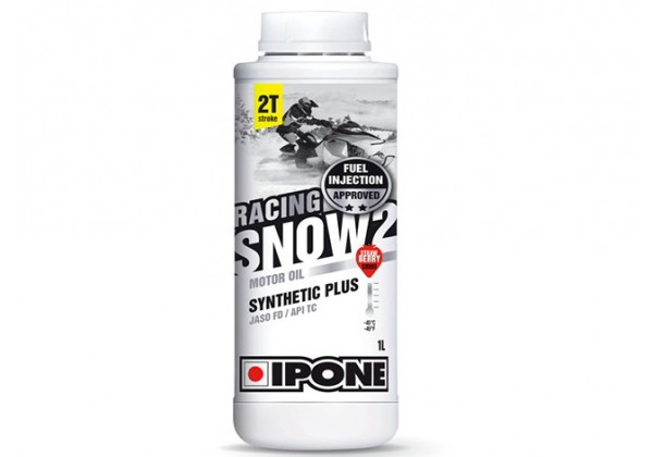 Ulei Ipone Snow Racing 2T Strawberry 1L